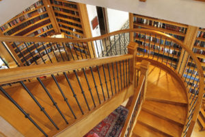 B15 - 20 - Library Stairs