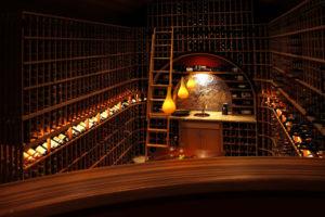 C02 - 28 - Wine Cellar Entry Level to Cellar