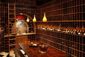 C03 - 27 - Wine Cellar Lower Floor Level